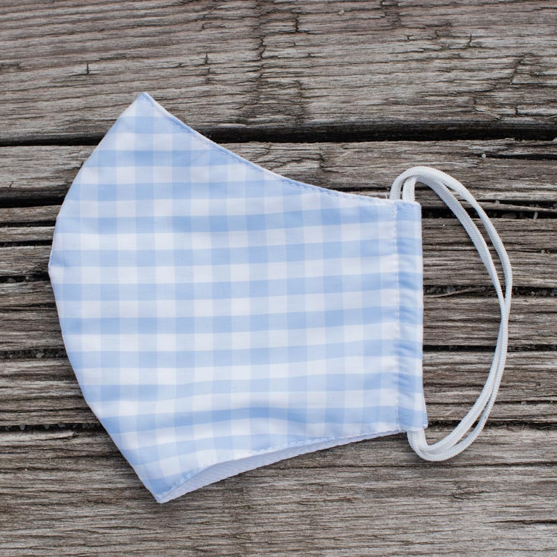 Karo-hellblau-weiß-stoffmaske-de